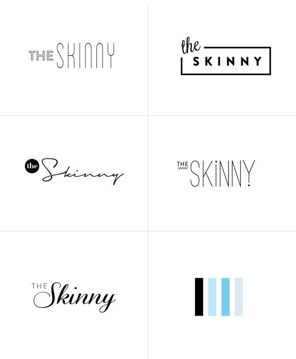 et al.lison // the skinny